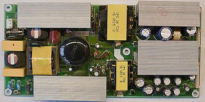 JVC Power supply LT-32A60 QAL0748-001 QAL0826-001 QAL0729-001