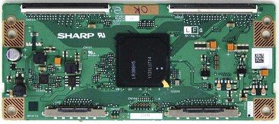 PHILIPS 40PFL5507 - T-CON - CPWBX RUNTK 5089TP ZA - SHARP LK400D3LC03